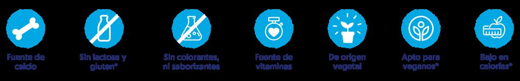 Características Almendra vainilla